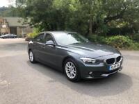 2014 (14) BMW 320D, 2.0, Efficient Dynamics, Business, Leather, £20 Tax, Nav, FSH.