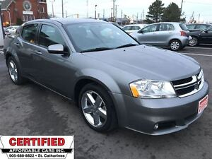 2012 Dodge Avenger SXT ** HTD SEATS, BLUTOOTH, CLIMATE **