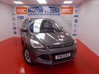 Ford Kuga ZETEC TDCI (FREE MOT'S AS LONG AS YOU OWN THE CAR!!! (grey) 2013