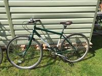 Clifton Real Hybrid bike
