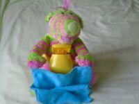 Fimbles Peek-a-Boo Baby Pom moving / talking soft toy