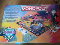 Football edition monopoly