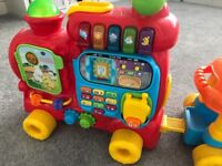 VTech Ride on Toy Train