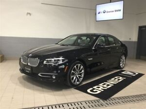 2014 BMW 535d xDrive+Groupe premium+Groupe technologie+cuir