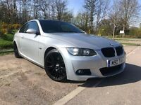 2007 BMW 325i E92 M Sport Coupe Petrol Manual 325 ( not 330 330d )