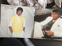 Michael jackson vinyl