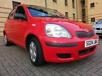★ VERY LOW GUARANTEED 33,000 MLS ★ 2004 Toyota Yaris 5dr Hatch 1.0 T3 ★ FULL YRS MOT ★ 2 LADY OWNERS
