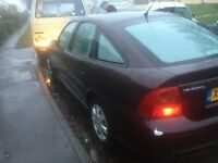 Vauxhall vectra 1.8 sell/swaps