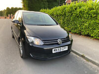 2009 Volkswagen Golf Plus (VW) 1.6 TDI SE 5 Dr with Full-Service History in Mint Condition