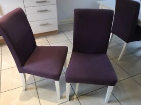 6 dining table chairs for sale