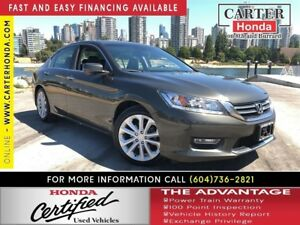 2013 Honda Accord Sedan Touring + Summer Clearance! On Now!