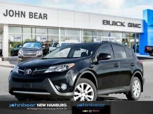 2013 Toyota RAV4 LIMITED AWD - WOW WHAT A GREAT PRICE!
