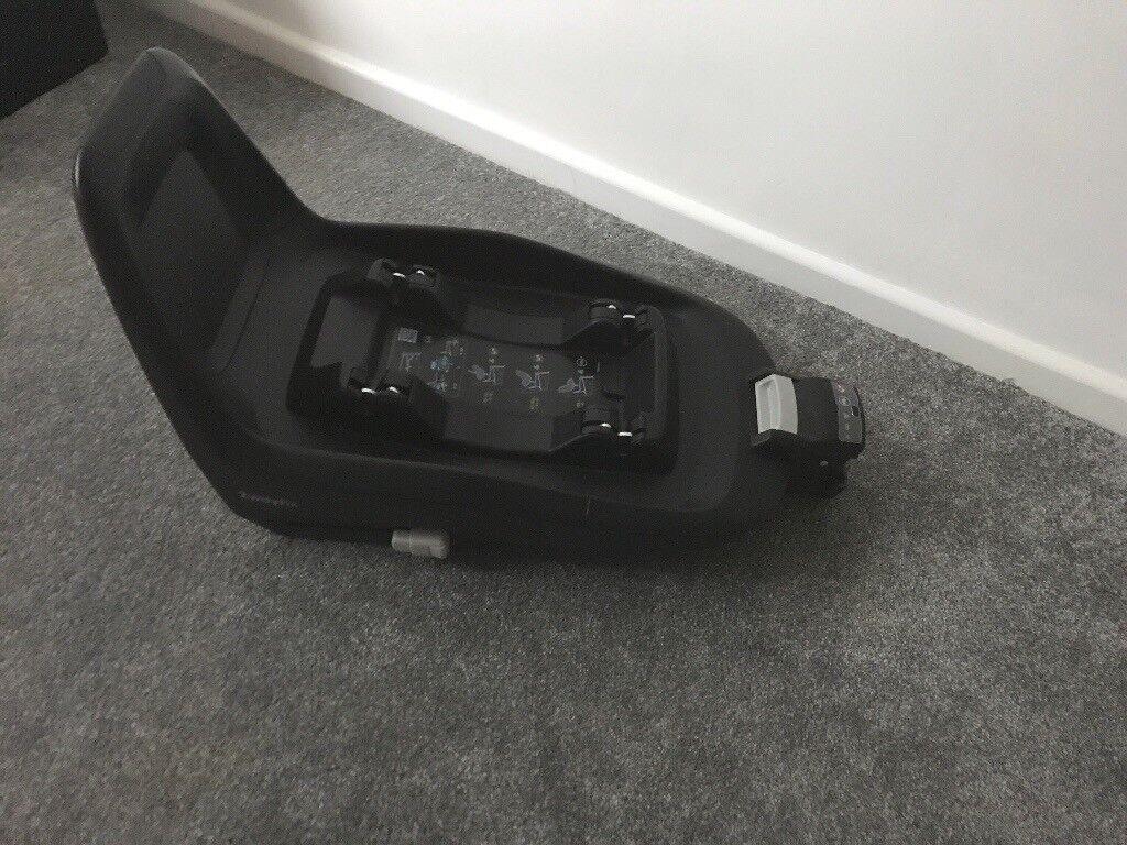 MAXI-COSI 2wayfix car seat base (isofix)
