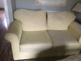 Second hand but excellent condition with cushions, collect only £80