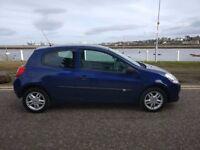 05 Renault Clio 1.2 petrol full year mot £1399