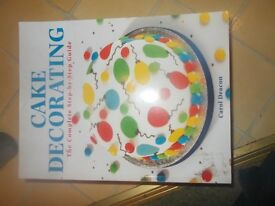 Cake Decorating Book