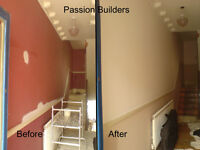 PAINTING AND DECORATING,PLASTERING,TILING SERVICES-BEST QUALITY,BEST PRICES