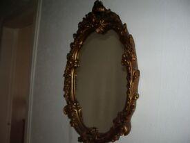 antique decorative mirror