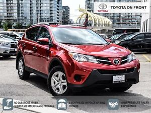 2013 Toyota RAV4 LE FWD Upgrade Package One Owner