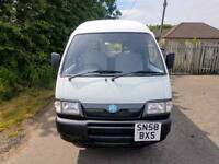 NO VAT. VERY RARE, Piaggio Porter 1.3 Petrol, One Owner, ONLY 4,000Miles,MOT 11/6/18,TEL-07477651115