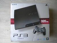 Playstation 3 320gb slim bundle