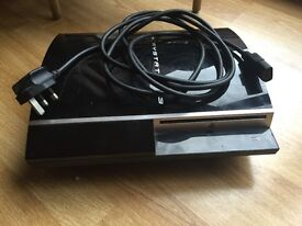 Sony PlayStation 3 console, spares or repair. Ps3