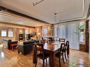 260 000$ - Condo à vendre à Saint-Roch