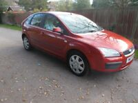 Ford Focus 1.6 Zetec Climate 5dr Extremely Low mileage for the year 2007