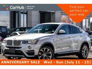 2015 BMW X4 xDrive28i|Sunroof|Heat Frnt.Seats|Nav|Backup_Cam|1