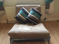 Single Futon Bed Chair