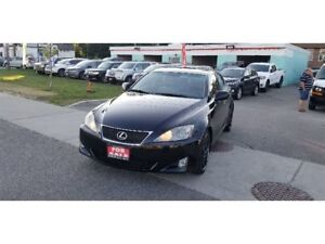2006 Lexus IS 350 HTD LEATHER SEATS ROOF ALLOYS