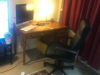 Study Desk with Swivel chair