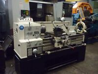 GAP BED CENTRE LATHE 40 INCH WITH DRO