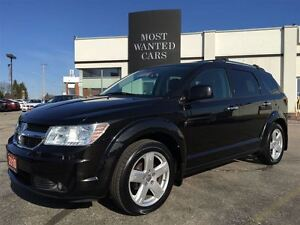 2010 Dodge Journey R/T 3.5L V6 AWD | LEATHER | BLUETOOTH | Kitchener / Waterloo Kitchener Area image 2