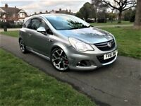 Vauxhall Corsa 1.6 i Turbo 16v VXR 3dr 2 KEYS +6 MONTH WARRANTY