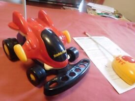 REMOTE-CONTROL CAR FOR YOUNG CHILDREN