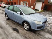 2005 FORD FOCUS 1.6LTRS DIESEL TATIUNAM MANUAL £698 NO OFFERS CHEAP ALREADY CALL02475119398