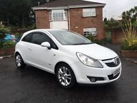 2009 VAUXHALL CORSA 1.2 SXI ** SERVICE HISTORY ** ALL MAJOR CARDS ACCEPTED