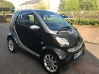 2007 SMART CITY PASSION 61 BHP AUTOMATIC. ONLY 57K MILES STARTS AND DRIVES SUPERBLY. GOOD CONDITION.
