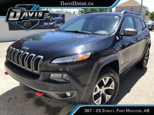 2014 Jeep Cherokee Trailhawk Just Arrived!