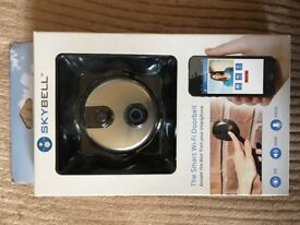 ONLY £90!!! SKYBELL SMART WI-FI DOORBELL