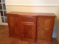 Free dining room furniture.