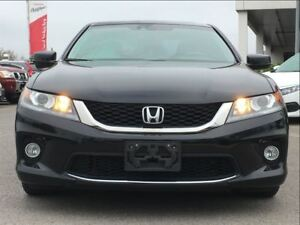 2013 Honda Accord Coupe L4 EX-L Navi CVT - BACKUP CAMERA