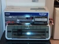 Brother ScanNCut CM350