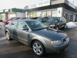 2005 Audi A4 3,0 L AWD Automatic (SAFETY INCLUDED)