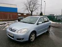 TOYOTA COROLLA T3 1.6ltr_5dr *** LONG MOT - FREE DELIVERY - HPI CLEAR ***