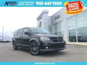 2018 Dodge Grand Caravan GT - FULL STOW AND GO, LEATHER SEATS