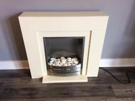 Stand Alone Electric Fireplace