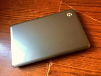 HP Pavilion G6 Laptop ( 4 GB + 320 GB+ Built in webcam+ Windows 7+ Good condition)