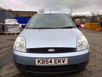 Ford Fiesta, 1.4 petrol , 5 door, Blue, hatchback